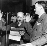 Herman Talmadge sworn in