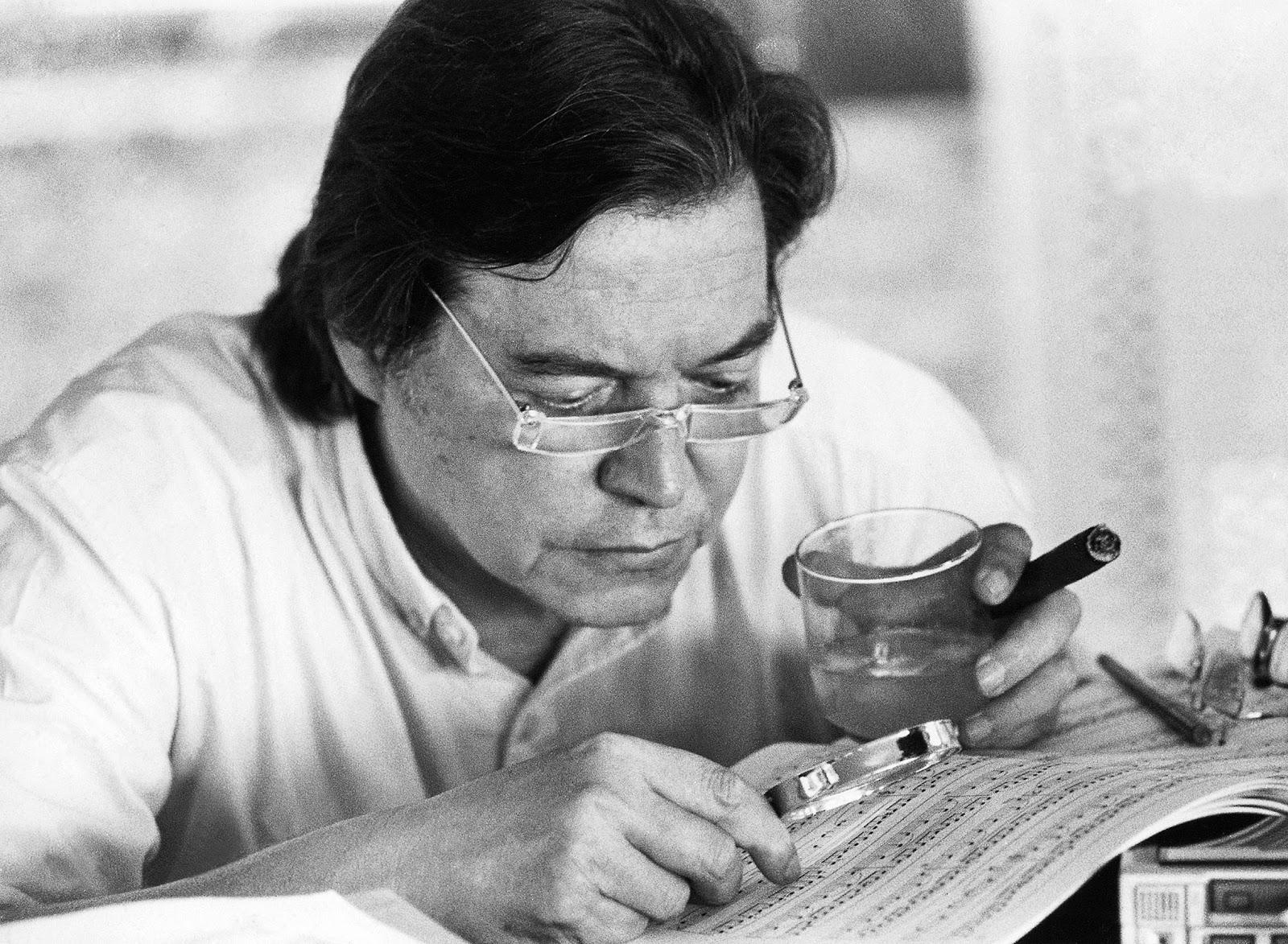 Tom Jobim Composing