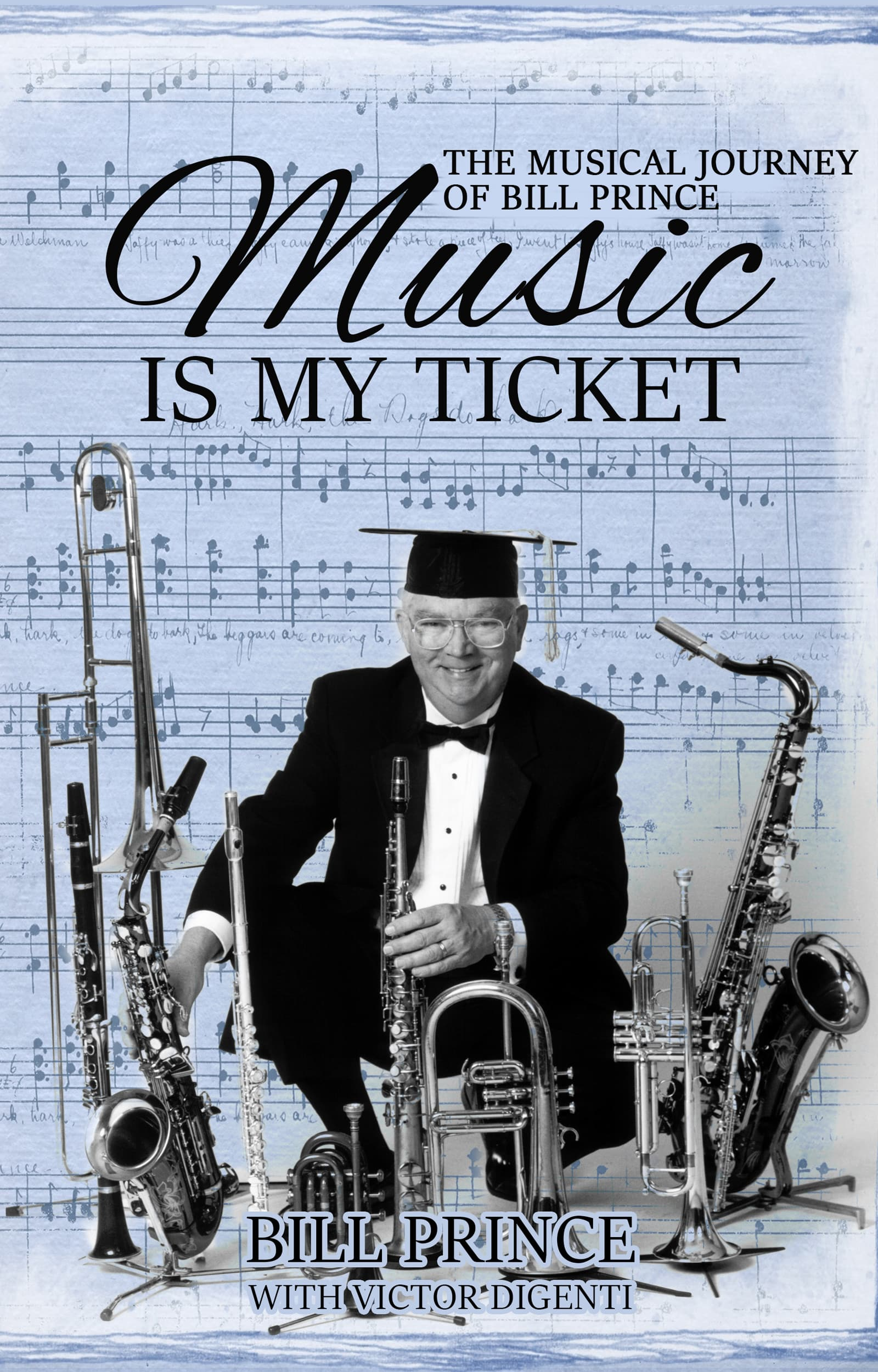 Music Is My Ticket