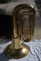 Sold- Conn 10J tuba for sale thumbnail